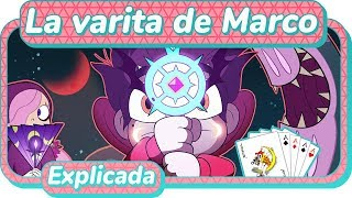 La varita y lunas de Marco EXPLICADO | Deep Dive | Joker, Luna Roja y más | Teorías | Svlfdm