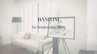 Basium Studio 1st Anniversary Party