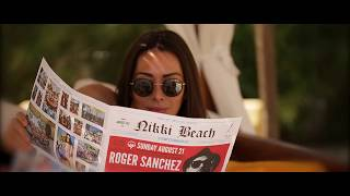 18 ROGER SANCHEZ 21 08 2016 at NIKKI BEACH Saint Tropez