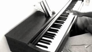 Alicia Keys - Like the Sea (Piano Cover)