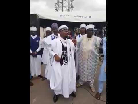 IKU ANOBI (SAW) -  Sheikh Al-Balagul Mubeen Al-Khaleey-Al-Ijebuwwiy (OGO AGBAYE 1)