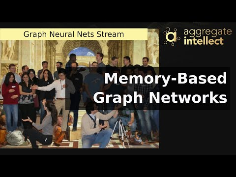 Memory-Based Graph Networks