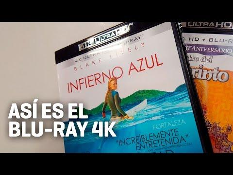 Blu-Ray 4K - Qué es, cuánto vale... ¡Unboxing!