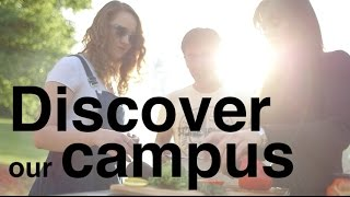 Gambar cover Discover our campus | University of Surrey