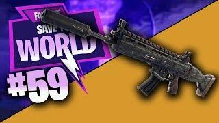 "NEW! ""WRAITH"" ⚡️106 | Fortnite Save The World (Fortnite PVE)"