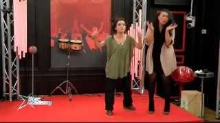 Star Academy 2012 ※   Vanina Dévore L'espace En Expression Scénique (10/01/2013)