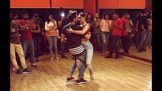 Cornel And Rithika  Bachata Sensual  Kiss Me - Lola Jane Bachata