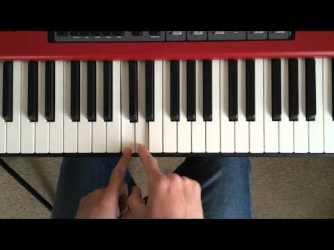 A fun pentatonic improvisation and finger exercise for smoother, quicker piano playing