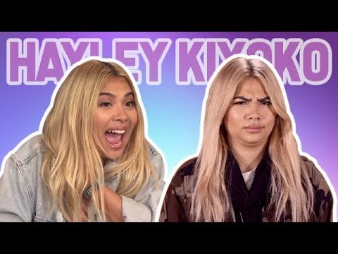 Hayley Kiyoko FUNNY MOMENTS (Try not to Laugh!!)