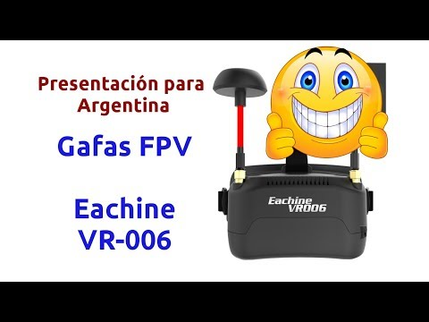 En argentina. Eachine VR006