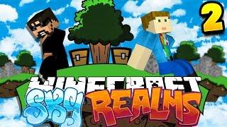 Minecraft: SKYREALMS CHALLENGE   EXTERMINATION!! [2]