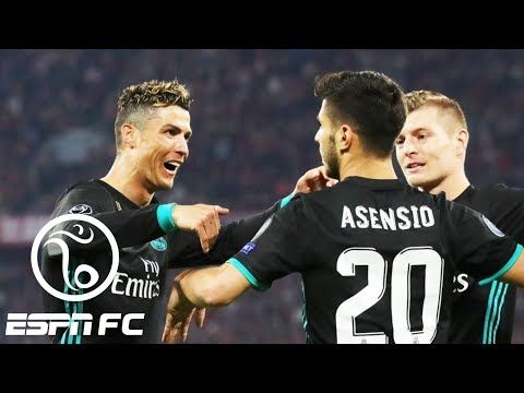 Real Madrid wins at Bayern Munich 2-1 in Champions League semifinal | ESPN FC
