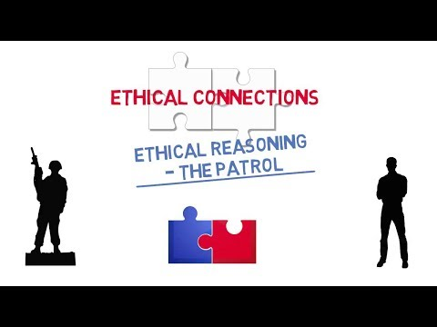 Ethical Connections: Ethical Reasoning – The Patrol Screenshot