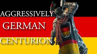 The Aggressively German Centurion Returns - [For Honor]