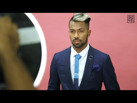 THE MAN magazine : HARDIK PANDYA
