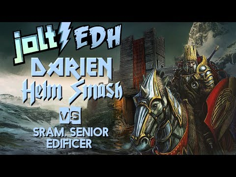 Jolt - Commander - Darien, Helm Smash vs Sram, Senior Edificer