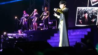 20140509 JJ Lin Sydney Concert - A thousand Years Later 一千年以後