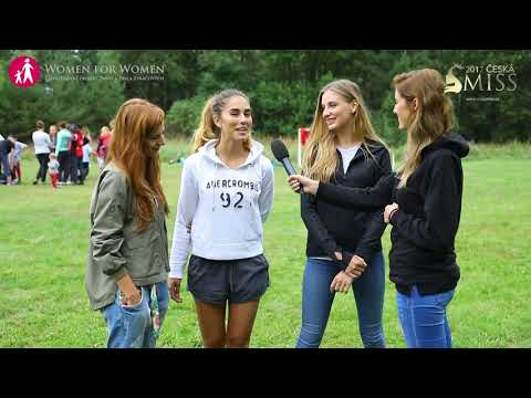 Česká Miss 2017 - Tábor Women for Women o. p. s.