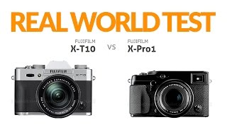 Which is better? Fuji X-T10 Vs X Pro 1. My thoughts after shooting a wedding with both cameras.