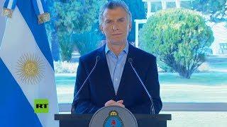 El dilema de Macri, del berrinche a la actuación
