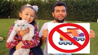 Öykü and simple rules for children
