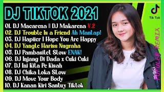 DJ TIKTOK TERBARU 2021 DJ MACARENA TIKTOK REMIX DJ MAKARENA ...
