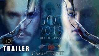 Game Of Thrones Season 8 Teaser ( 2019 #2 Trailer ) The Great War