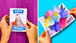 21 HANDMADE GREETING CARDS FOR DIFFERENT HOLIDAYS