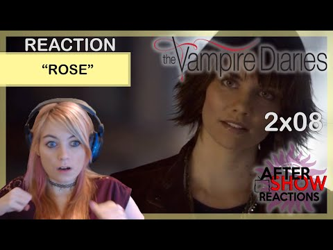 """Download The Vampire Diaries 2x08 - """"Rose"""" Reaction HD Mp4 3GP Video and MP3"""