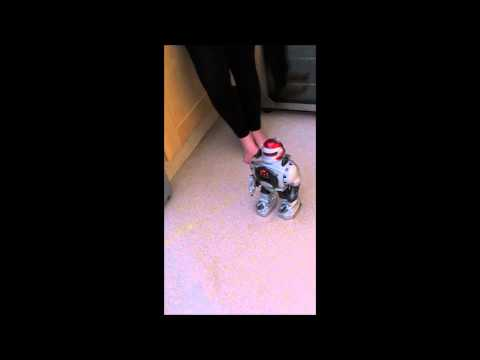 Remote Control Robot  Review