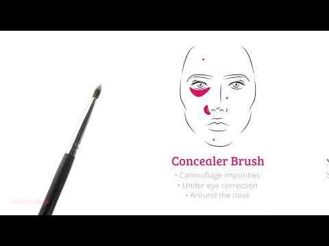 Boozyshop Boozyshop BoozyBrush Concealer Brush