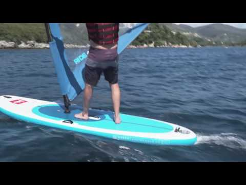 Red Paddle Co 10'7 WindSURF – 2017 – Review