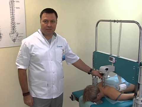 Новая методика лечения позвоночника. Центр Nebolit