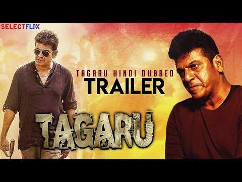 Tagaru Hindi Dubbed Trailer | Dr Shivarajkumar, Bhavana, Manvitha, Suri