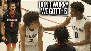 Bronny James Last Freshmen Game Was Wild! Game WINNING Shot In BIGGEST GAME OF THE YEAR!