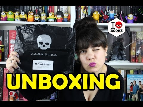 Unboxing DarkSide Books #09