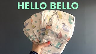 HELLO BELLO NEW DIAPER REVIEW | HOW DO THEY HOLD UP?