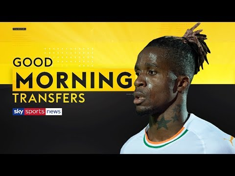 Can Arsenal Afford To Sign Wilfried Zaha? | Good Morning Transfers