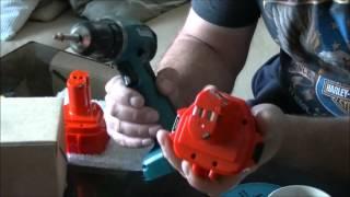 Akkuschrauber Akku ,reparieren oder kaufen ? Teil 2