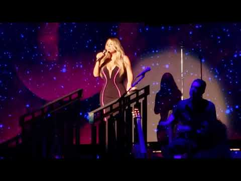 Mariah Carey - GTFO, 8th Grade, & Stay Long Love You (Live in Indianapolis March 9th 2019) Caution