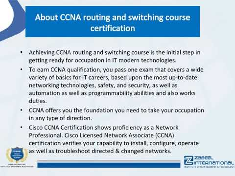 CCNA routing and switching course - How much does a CCNA ...