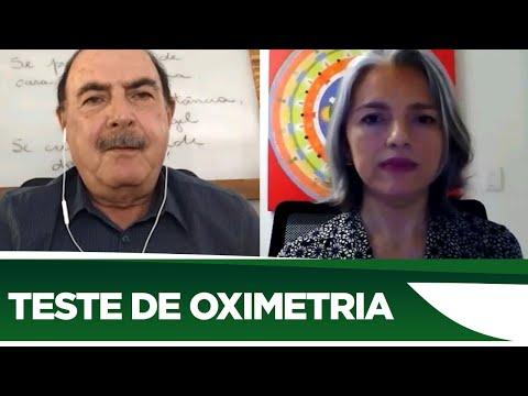 Dr Zacharias Calil explica obrigatoriedade do teste de oximetria - 03/06/20