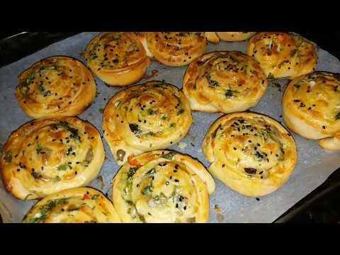 Вкусные, ароматные и бюджетные булочки из любых продуктов, что есть в холодильнике