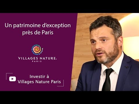 Présentation Villages Nature Paris