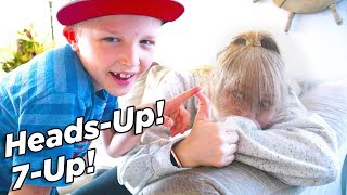 Heads Up 7 Up! Classic Kids Game! / The Beach House
