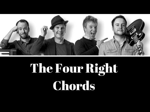 The Four Right Chords - Function Band Based In Cheshire