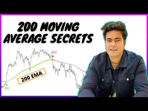 ✔ 200 EMA Secrets for intraday and swing trading / Stock market for beginners
