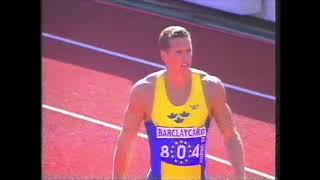 European Helsinki 1994- 100m Heat 4