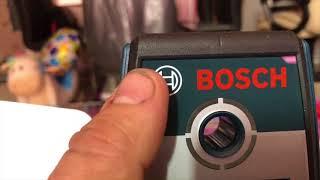 Unboxing: Bosch GMS 120 DJ BIG MAIK M/K (4K)