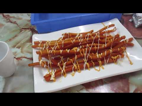 30 cm Long Potato Fries